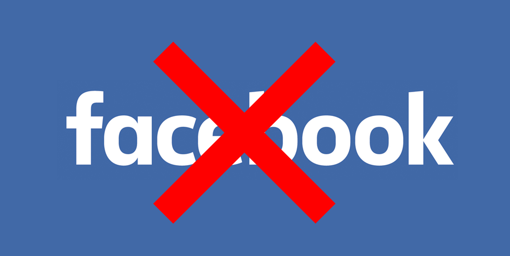 How to delete Facebook without losing your friends and photos
