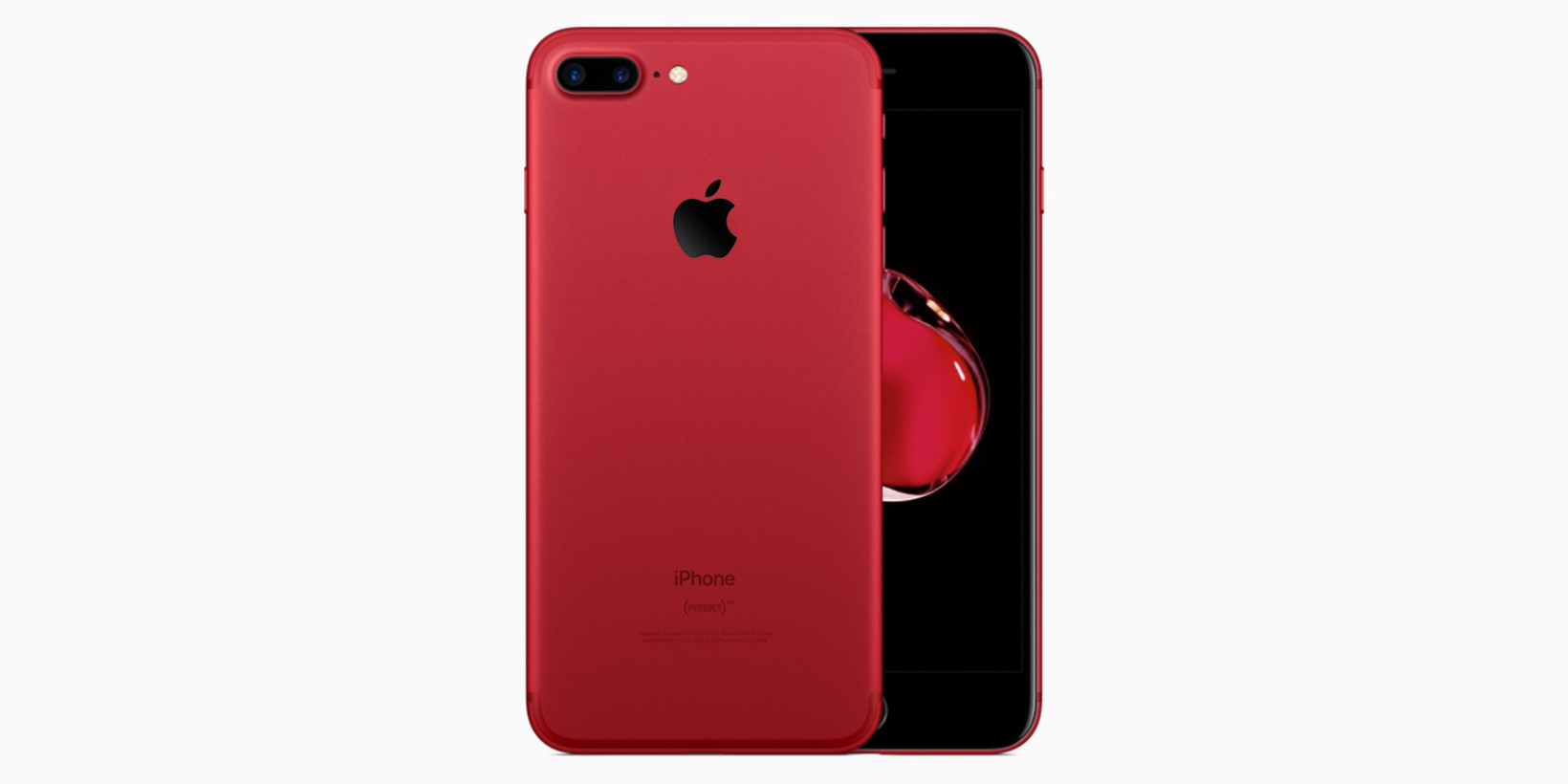iPhone concept design reimagines new 'red' model with neat ...