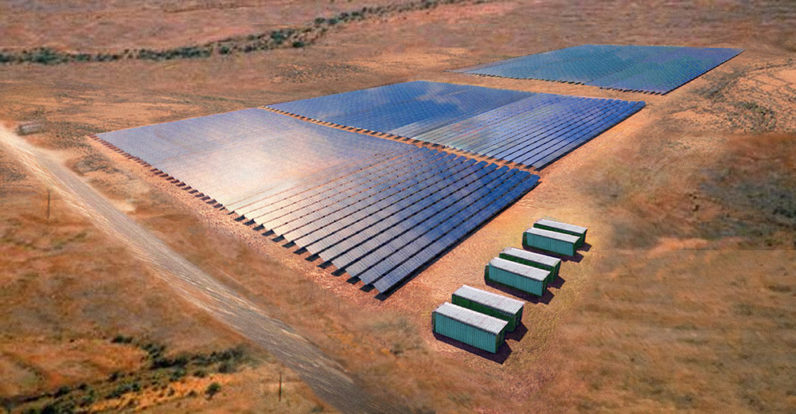 Australia lays claim to the biggest solar farm in the world