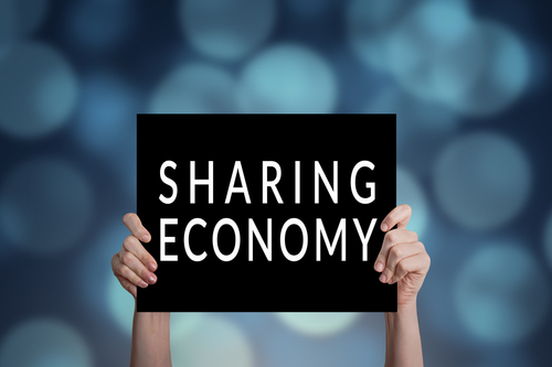 """Disrupt & Conquer"" – Sharing Economy's Recipe For Success"