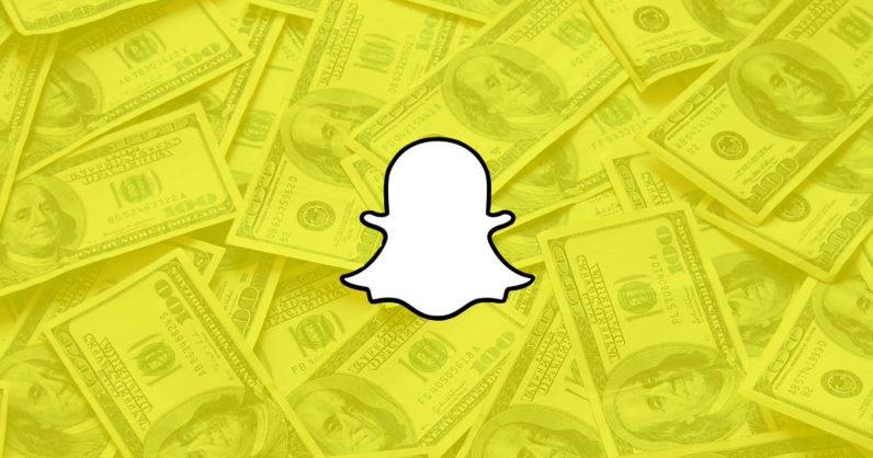Report: You may soon be able to 'log in with Snapchat'