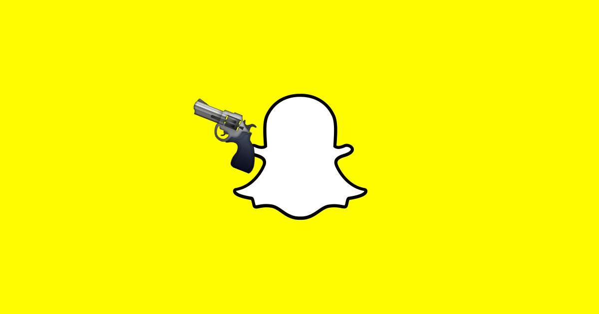 Snapchat wanted $150,000 to NOT run NRA ads on gun control group videos