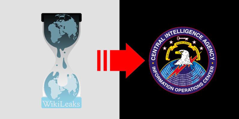 wikileaks, cia, leak, vault 7