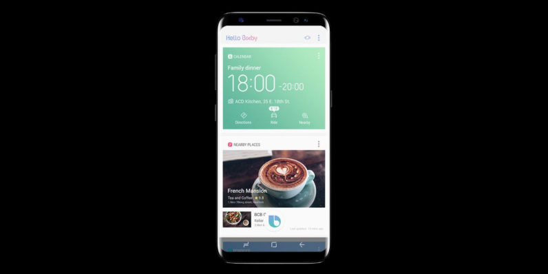Spoilsport Samsung won't let you remap the Galaxy S8's Bixby button to other apps