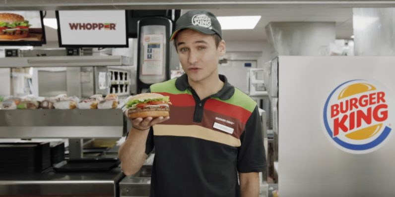 Did Burger King pull the biggest publicity stunt of the year?
