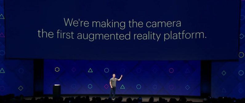 Facebook is turning its camera effects into an open augmented reality platform