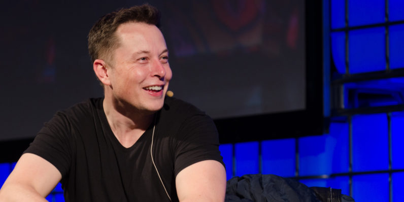 Elon Musk needs your help to name his tunneling machine [Update: It's settled]