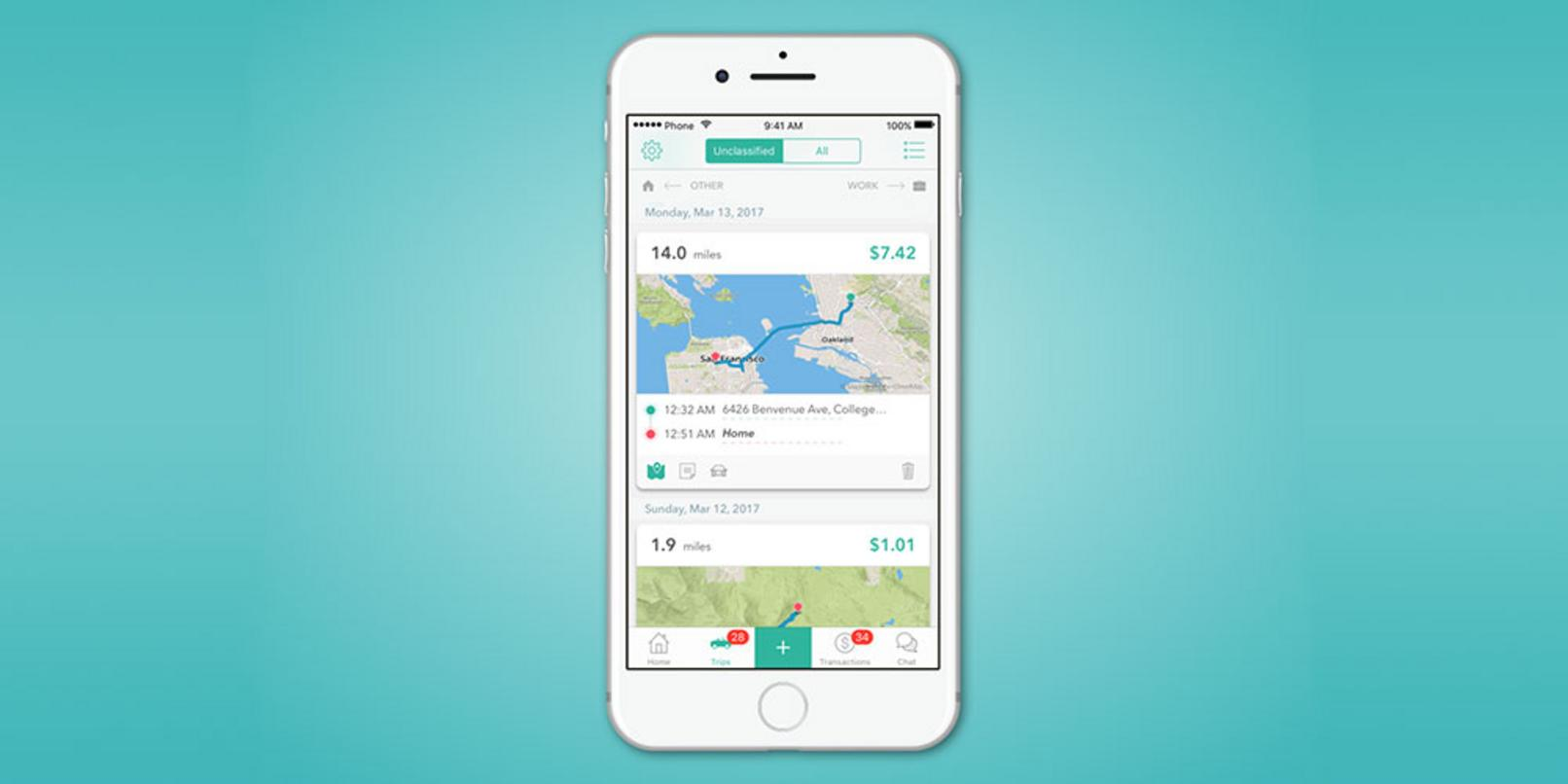Dump paper receipts forever with this easy expense-travel tracker