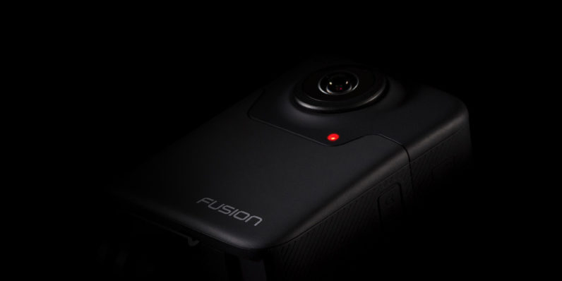 GoPro's Fusion camera lets thrillseekers shoot 360-degree video in 5.2K
