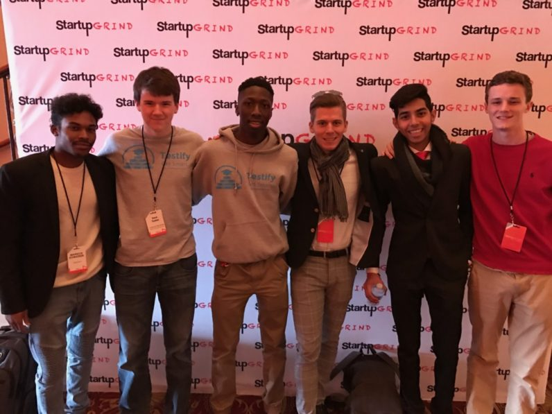 From Nigeria to Google's Startup Grind: How this high school student is disrupting education