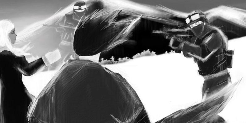 Eye-catching indie game puts progressive ideals over depressing backdrop