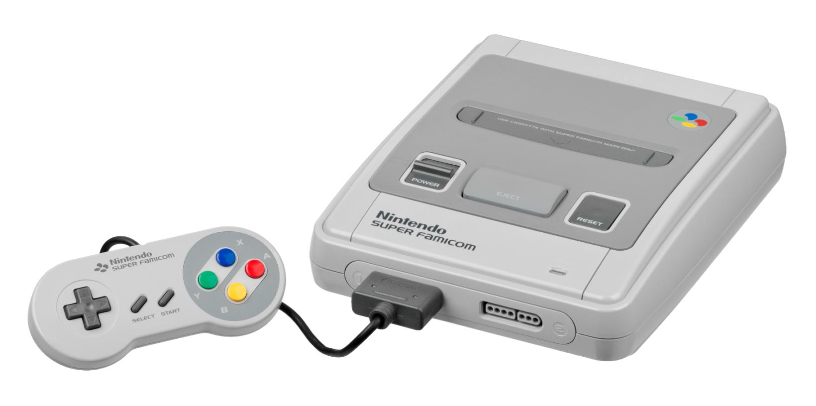 Nintendo might follow up the mini NES with a mini SNES