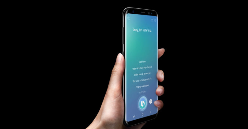 samsung, galaxy s8, bixby, remap