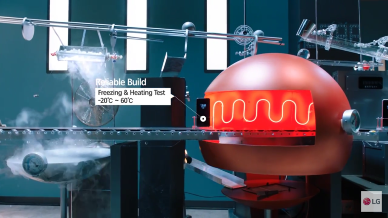 LG built a Rube Goldberg machine for the G6, and it's genius