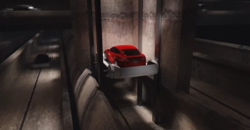 Watch how Elon Musk plans to fix LA traffic with giant underground tunnels