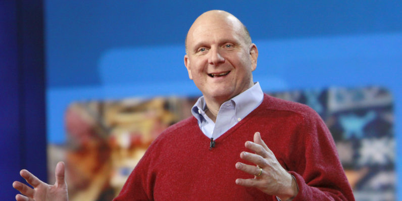 Steve Ballmer's $10m project will surface everything you wanted to know about government spending ...