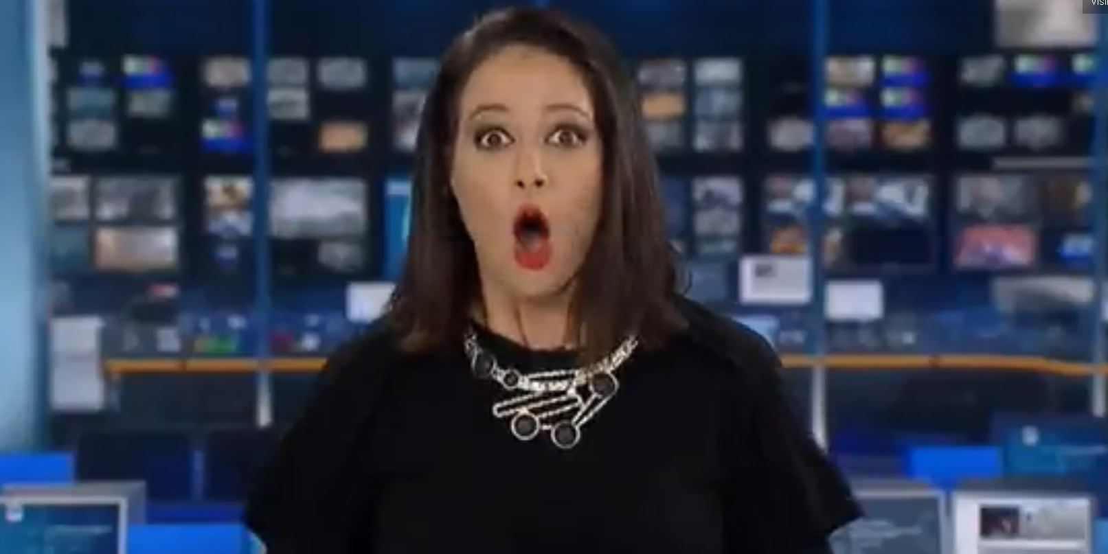 Internet defends anchor caught drifting off on live television