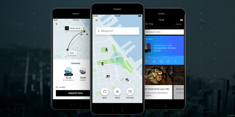 Uber now lets you hide your address when requesting a ride