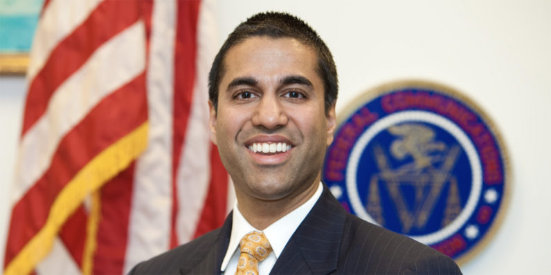 FCC chairman outlines plan to reverse net neutrality
