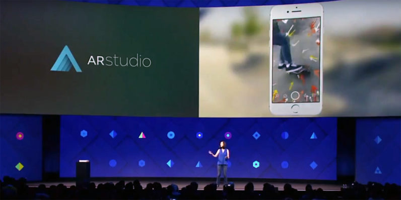 Facebook's AR Studio will make augmented reality mainstream