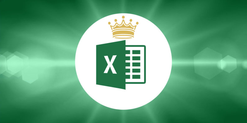 Microsoft's World Championship is Excel or go home