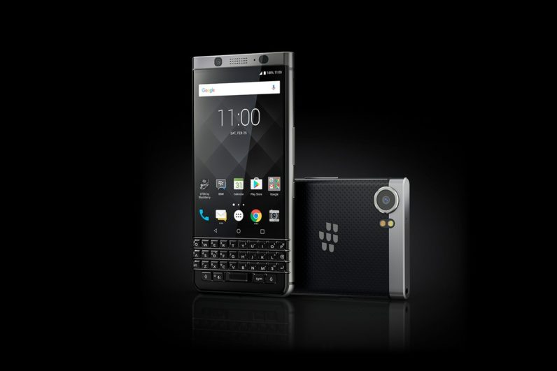 Blackberry confirms launch dates for its gorgeous KeyOne Android phone
