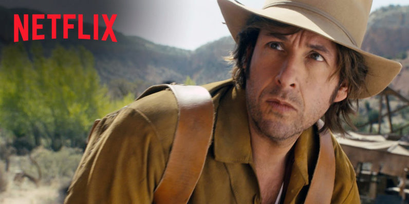 Netflix renews Adam Sandler deal because you have awful taste in movies