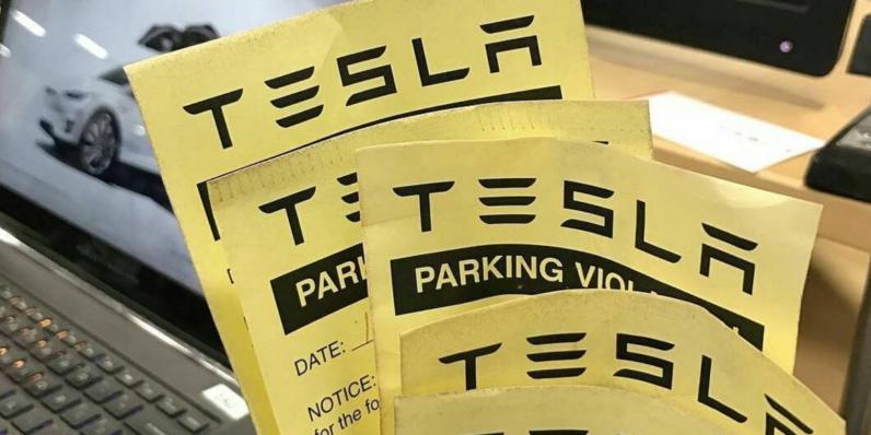 Tesla's smart AI could solve this dumb problem