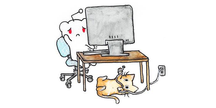 Reddit is down, we're all doomed [Update: Back now]