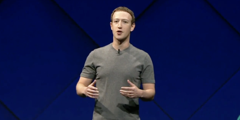Zuckerberg says Facebook doesn't decide truth. He's right.