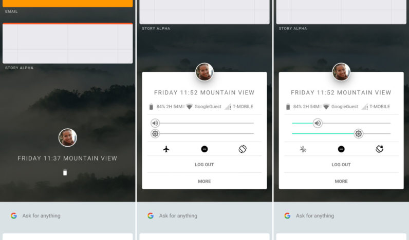 Google's Fuchsia OS interface hints at a bright post-Android future