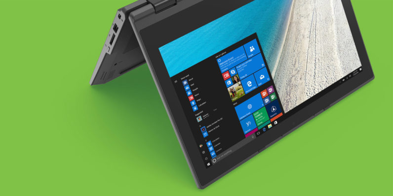 A Free Upgrade To Windows 10 Pro Might Make S Laptops Worth Ing