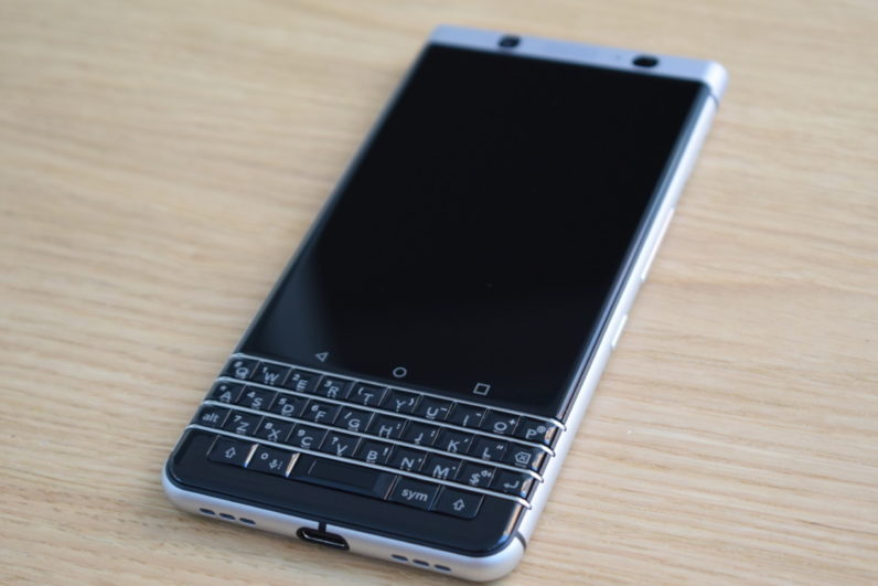 BlackBerry KEYone review: Yes, you still want a physical keyboard in 2017