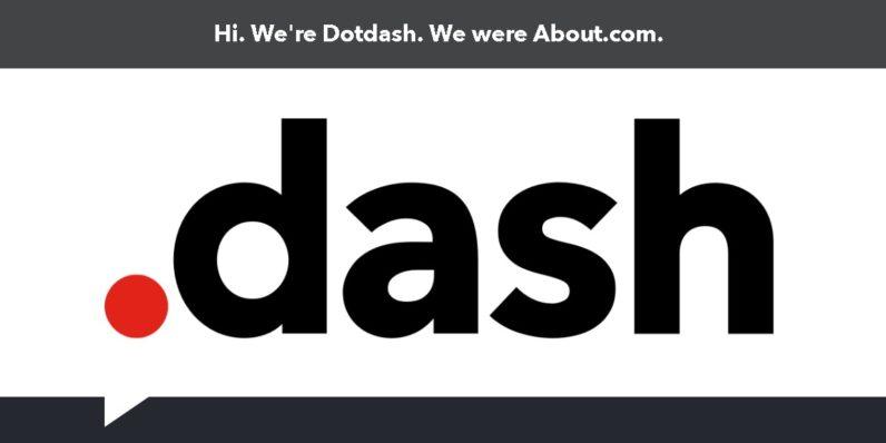 About.com is reborn as Dotdash