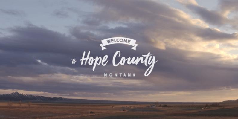 Far Cry 5 takes the series to the Montana mountains
