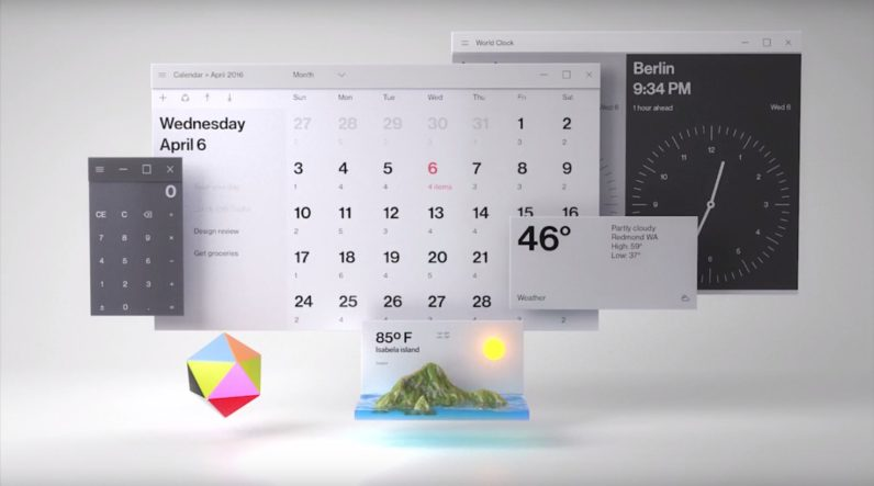 Microsoft Fluent Design System: Breaking down Windows 10's new look