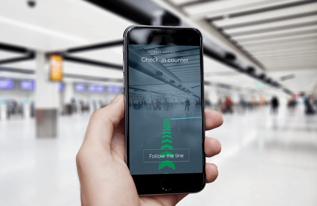 Gatwick Airport Launches Indoor Navigation System To Help