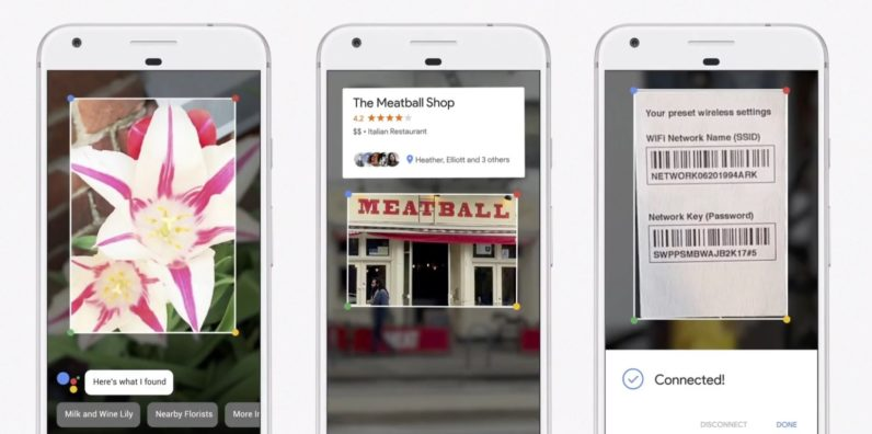Google introduces Lens, an AI in your camera that can recognize objects