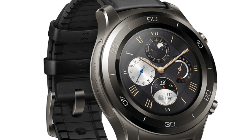 Huawei's prettier Watch 2 Classic is now on sale for $370