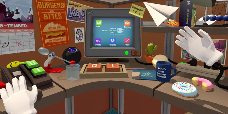 Google just acquired the award-winning VR studio behind Job Simulator