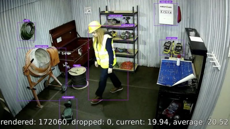 Microsoft's wicked-smart camera AI tracks people and equipment to keep workers safe