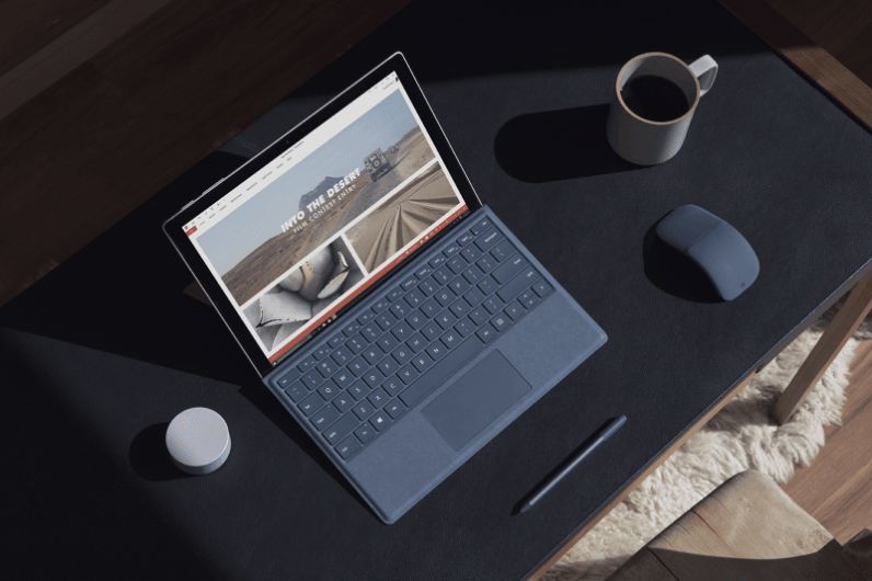 Microsoft's new Surface Pro is official, and it's much better than expected