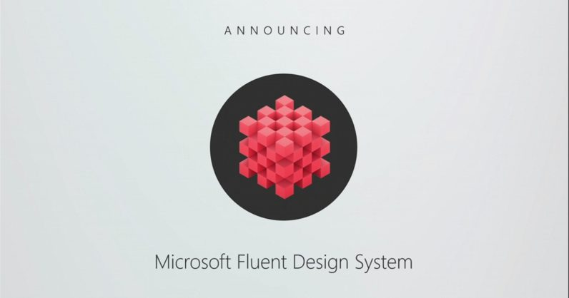 Windows 10 gets a UI refresh with the 'Fluent Design System' (AKA Project Neon)