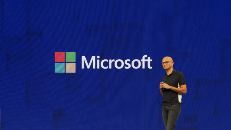 Diversity takes center stage at Microsoft Build