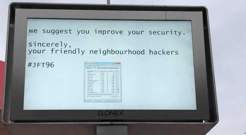 hackers, shopping mall, liverpool
