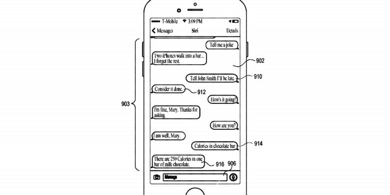 Apple patent details how Siri could work in noisy environments