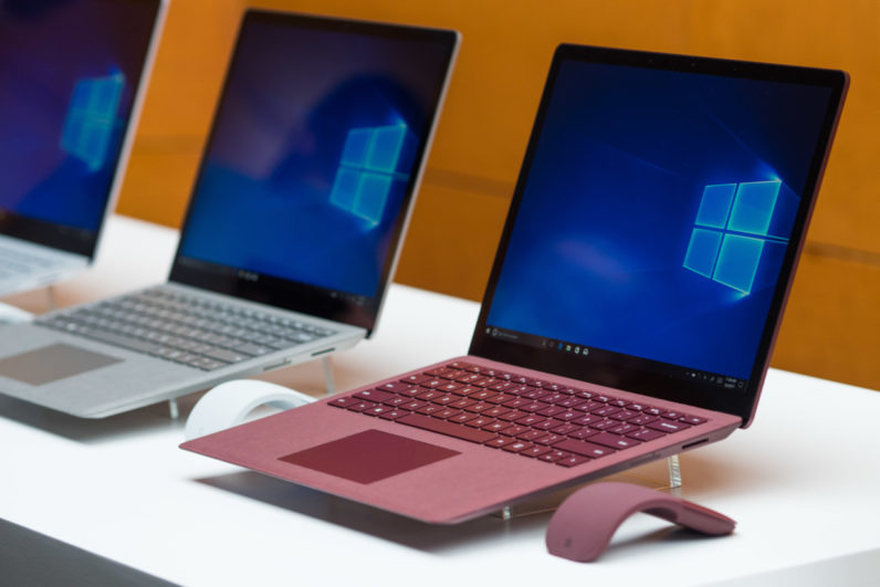 Microsoft is making a Surface USB-C dongle so you can dongle all your dongles