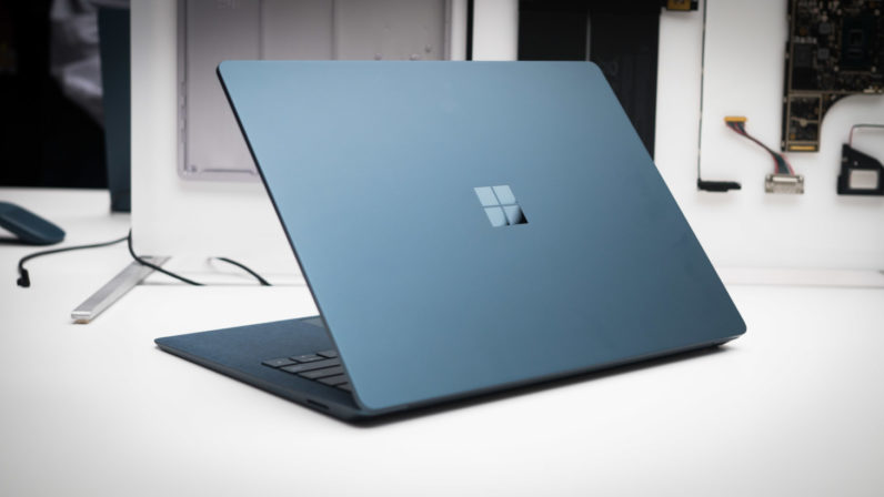 You can now buy a Surface Laptop for $799