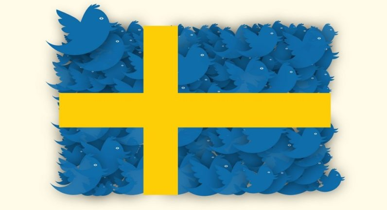 Sweden's Twitter account blocked and unblocked 14,000 people