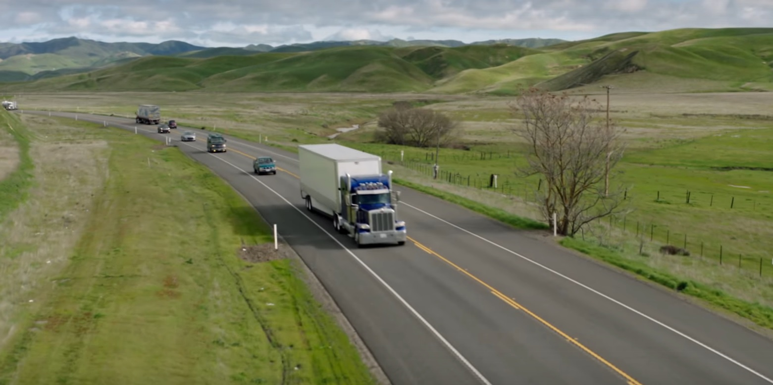 Long Haul Trucking >> Uber launches Freight app for trucking businesses